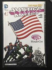 The New 52 Justice League Of America #1 WonderCon Exclusive Variant