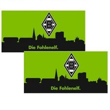 Badetuch Strandtuch Gladbach Borussia Mönchengladbach Trikot Angebot! NEU!OVP!!