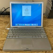 Apple PowerBook G4 12-inch Aluminum 867MHz (M8760LL/A)