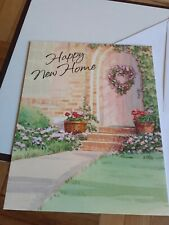 Hallmark Card happy new home - for new homeowners