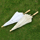 Chic Handmade Cotton Lace Parasol Umbrella Party Wedding Bridal Decoration