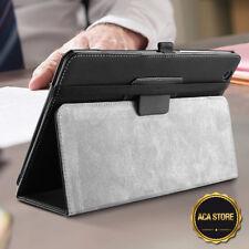 Leather Case For AT&T/ZTE K92 Primetime 2017 Tablet Cover Black