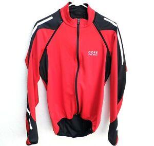 GORE BIKE WEAR Men's Phantom WINDSTOPPER Soft-Shell Convertible Bike Jacket M