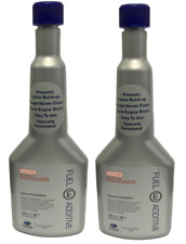 2 x Genuine Subaru Fuel Additive