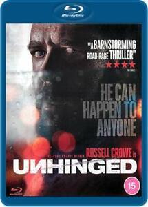 Unhinged Blu-ray (2020)