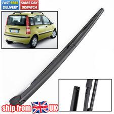Rear Wiper Blade & Arm For Fiat Panda 169 04 2005 2006 2007 2008 2009 2010 2011