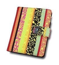 """LENTE DESIGNS ® Amazon Kindle voyage Folio cover / case dans' tutti frutti """"tissu"""