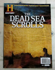 The DEAD SEA SCROLLS Ancient Scriptures Decoded HISTORY SPC Specials 96 Pages