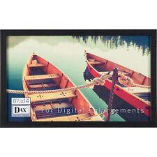 DAX Digital Enlargement Black Wood Frame (n16814bt)