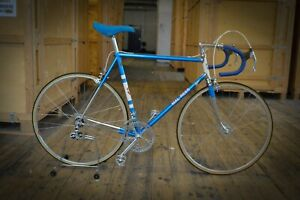 Vintage Stunning Bill Hurlow '71 Mal Rees Bicycle Zeus Drillium some 2000 Eroica