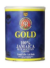 Reggie's Roast 100% Jamaica Blue Mountain Ground Coffee 12-Ounc... Free Shipping