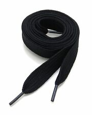 "2 PAIRS THICK SHOELACES  SHOE LACES 3/4"" Wide, 52"" Long, Ship Fast With Tracking"