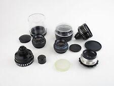 5x Objectif Lens Pour 8 Mm KMZ ht1-0, 5x/2x enlarging lens Meopta anaret meopar