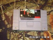 Cliffhanger (Super Nintendo Entertainment System, 1993) SNES Game