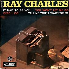 Ray Charles: It had to be you (+3) B.E.