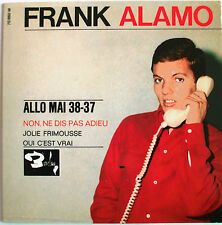 "FRANK ALAMO - CD SINGLE ""EP"" ""ALLO MAILLOT 38-37"""