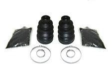 2000-2005 Honda Rancher 350 4x4 ATV: Pair of Front Axle Inner CV Boot Kits