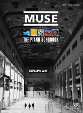Muse Piano Songbook Sheet Music Piano Vocal Guitar Songbook NEW 000322427