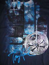 Tony Hawk Dark Blue T Shirt Adult L Free US Shipping
