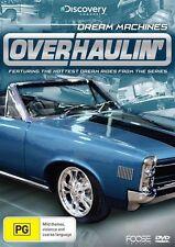 Overhaulin' - Dream Machines (DVD, 2012) New Region 4