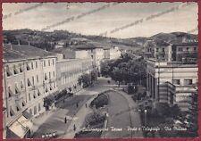 PARMA SALSOMAGGIORE TERME 125 POSTE TELEGRAFO Cartolina viaggiata