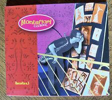 Raccolta No. 3 by Montefiori Cocktail CD Italian Import, Italy