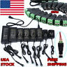 AC100-240V To DC12V 1/2/3/5/6/8/10A Power Supply Adapter Transformer LED Strip