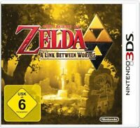 Nintendo 3DS Spiel - The Legend of Zelda: A Link Between Worlds mit OVP
