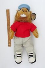 "Wild Life Kollectibles Lion Plush Stuffed 16"" Toy Animal Special Limited Edition"