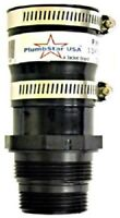 "Jackel 1-1/4"" & 1-1/2"", Sump Pump Check Valve, Male Threads"