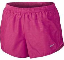*Womens Nike Dri-Fit Tempo Embossed Running Shorts, X Small, Pink, RRP £40*