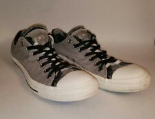Converse All Star Gray/Black Double Wall & Tongue Shoes, Men's Size 13
