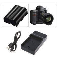 Battery Charger For Nikon EN-EL3E EN-EL3 D100/100SLR/D50/D70/D70S/D200/D80/D90