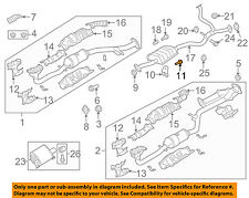 SUBARU OEM 10-16 Outback 3.6L-H6 Exhaust-Converter & Pipe Mount Bolt 901130015