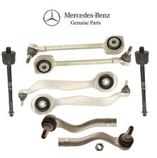 For Mercedes W204 W207 Control Arms & Tie Rod Ends Front Suspension Kit Genuine