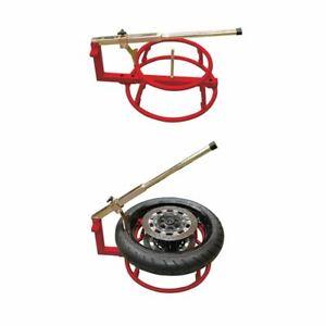 Bikeit Motorcycle Motorbike Bead Breaker Portable Tyre Changer