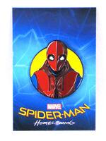 Homeade Suit Spider-Man Homecoming Mondo Enamel Pin Marvel Comics Brand New