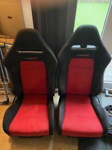 Pair of Honda Civic Type R FD2 Coupe Front Seat recaro fn2 integra