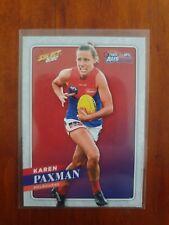 2020 AUSKICK AFL SELECT FOOTY STARS KAREN PAXMAN MELBOURNE DEMONS