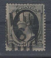 G136933/ UNITED STATES / SCOTT # 190 USED CV 90 $