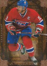 Saku Koivu 2008 NHL Upper Deck Artifacts Trading Card #47 Montreal Canadiens