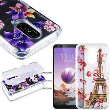For LG Stylo 5 IMPACT TUFF HYBRID Hard Case TPU Candy Phone Cover Accessory