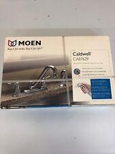 Moen Caldwell CA87629 Chrome Finish Kitchen Faucet / Sink