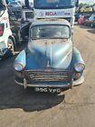 Morris Minor 1961 984cc Petrol Classic Barn Find Project Car Spare Or Repairs