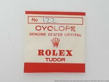 Rolex Crystal Cyclop 122 NEW Opened Package Genuine