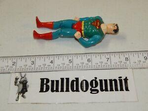 Superman Figure Only DC Comics Super Heroes 1989 Toy Biz