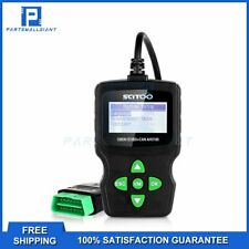 OBDII EOBD OBD2 Car Engine Check Code Reader Auto Data Scanner Diagnostic Tool