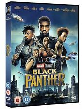 BLACK PANTHER DVD VON MARVEL STUDIOS DEUTSCH
