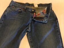 Lucky Brand Sofia Skinny Jeans Size 12 - 31 Washed Stretch Denim Women's