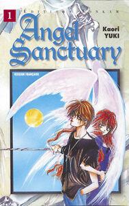 Collection complète de mangas Angel Sancturary - 20 tomes VF - Nouvelle Edition